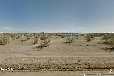 0.22 Acre California City Building Lot - Kern County Southern California