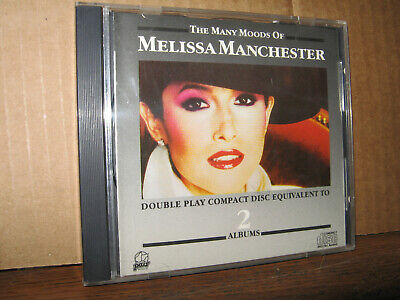 Melissa Manchester Cd The Many Moods Of Arista Made In Japan