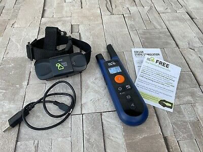 Dog Care TC01 Training Collar Rechargeable Dog Shock Collar w/3 Modes