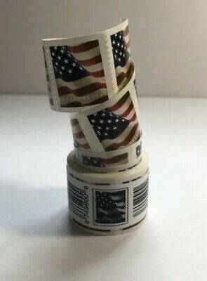 Roll of 100 USPS Forever Postage Stamps ( 1 coil ) ***FREE SHIPPING**