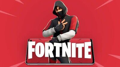 FORTNITE SKIN IKONIK [ONLY PC] (not available at the moment)