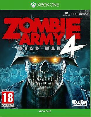 Zombie Army 4: Dead War (Xbox One)  NEW AND SEALED - IN STOCK - QUICK DISPATCH