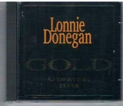 LONNIE DONEGAN : GOLD/GREATEST HITS CD Highly Rated eBay Seller Great Prices