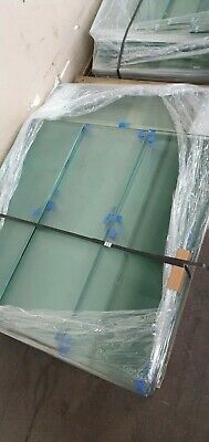 New 10Mm Thick Toughened Glass Shelf / Insert / Panel Various Sizes