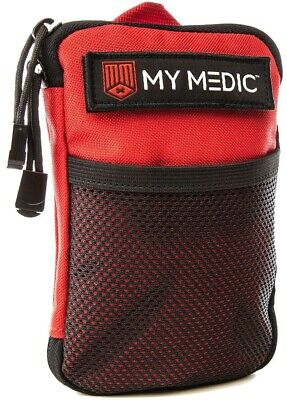 NEW My Range Medic Basic Emergency First Aid Kit Red
