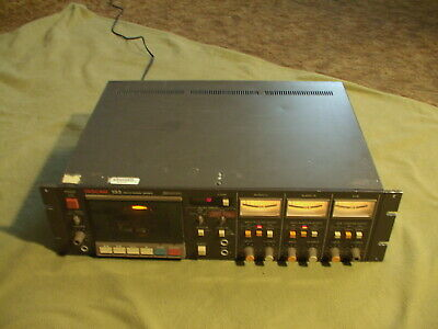 Tascam 133 Multi-image Series professional cassette tape deck, parts / repair