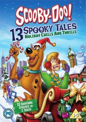 Scooby-Doo: 13 Spooky Tales - Holiday Chills And Thrills [DVD] [2...