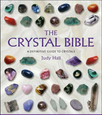 The Crystal Bible by Judy Hall [E-B OOK] Fast Delivery 2020