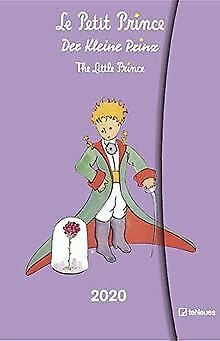 Diary - The Little Prince 2020 Small Magneto Diary ... | Buch | Zustand sehr gut