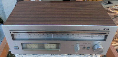 1978 Aiwa AT9300U Tuner For Preamplifier Amp Stereo