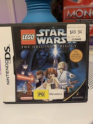 Star Wars The Original Trilogy - Nintendo DS