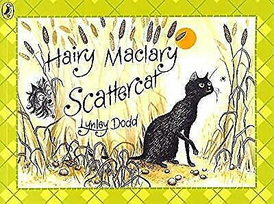 Hairy Maclary Scattercat, Dodd, Lynley, Used; Very Good Book