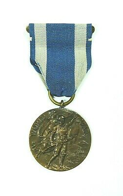 US New York State World War 1 Service Medal, numbered 26410