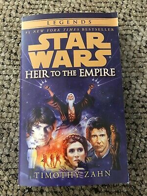 Star Wars the Thrawn Trilogy - Legends: Heir to the Empire (1) by Timothy Zahn