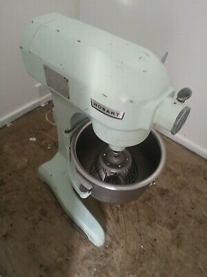 Hobart A120 Mixer, dough mixer, commercial, bakery, cakes, baking materials