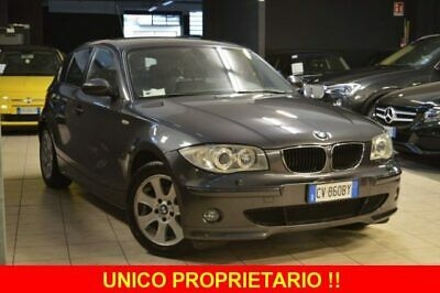BMW 120 d cat 5 porte Futura (ofos) CV860BY