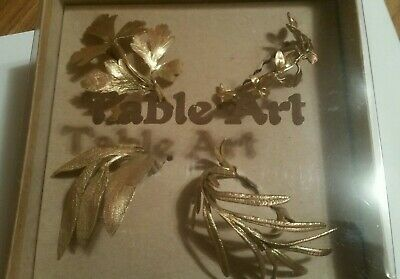 Napkin Rings by Michael Michaud for Silver Seasons ~ Table Art Set of 4 Shell Assortment