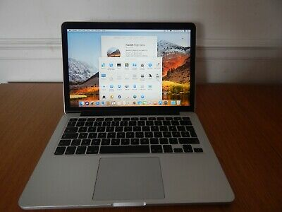 "Apple MacBook Pro Retina 13""  Core I5 2.7 GHz 8 GB RAM 256 GB SSD Early 2015"
