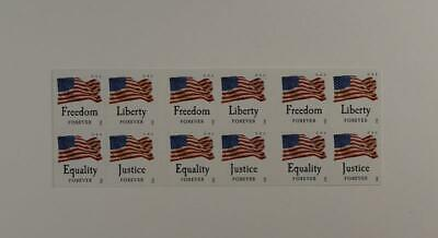 US SCOTT 4648b BOOKLET OF 20 FLAG FOREVER STAMPS MNH