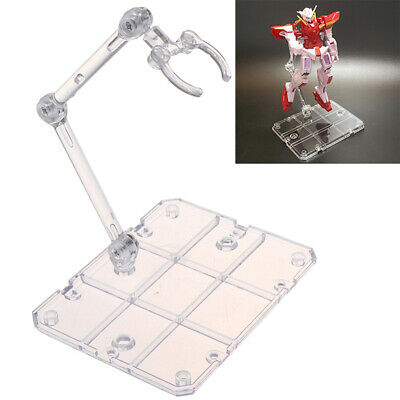 Action Figure Model Base Display Stand Bracket Holders for 1//144 HG//RG Gundam BN