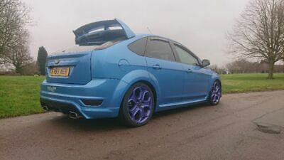 modified show car ford focus 1.8 zetec s cheap first car low insurance