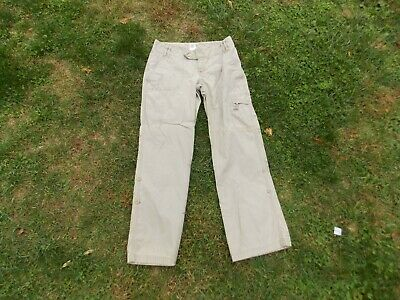The North Face Womens Convertible Pants Hiking Camping Cargo Size 6