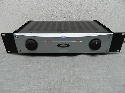 Alesis - RS150 - Reference Series Rack Mount Stereo Power Amplifier
