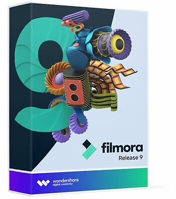 Wondershare Filmora 9⭐HD/4K Video Editor 🔥Full Version 🔥Windows PC(Activated)