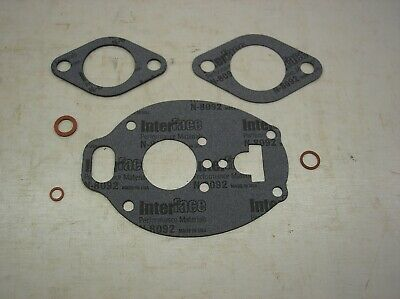 Allis Chalmers: Wd-45/ D15/ D17/ 175/ 180/ New / Carburetor Gasket Kit/ # 20-5-3