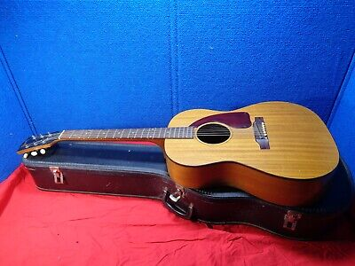 ~*~ATTIC FIND~*~. Old Vintage Gibson Acoustic Guitar.   *NR*
