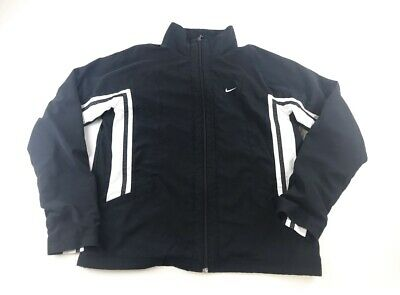 Vintage Womans Nike Full Zip Jacket Large 12-14