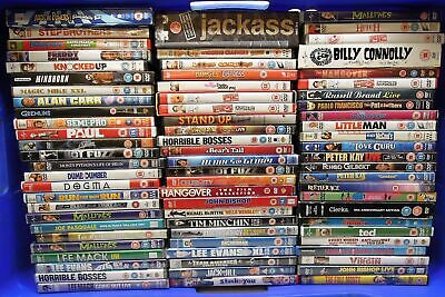 Collection of Comedy/Funny DVD Movies Job Lot Bundle #13206