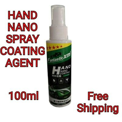 Spray Shine Armor Ceramic Coating Car Polish Sealant Nano 100ml Protection Great