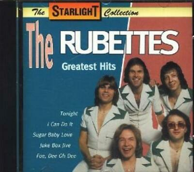 The Rubettes : Greatest Hits CD Value Guaranteed from eBay's biggest seller!