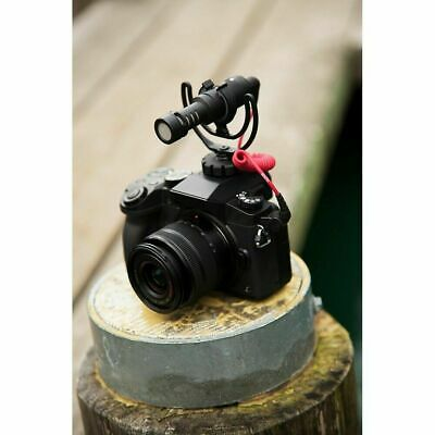 On-Camera Microphone Rode VideoMicro Compact