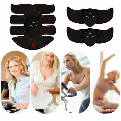 AbsRevolut EMS and Arms Muscle Simulator ABS Training Gear Home AbsRevolution