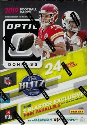 2019 Donruss Optic Football Rated Rookies, Inserts,Holo's-You Pick