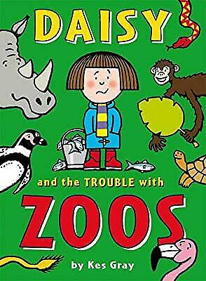 Daisy and the Trouble with Zoos (Daisy Fiction), Gray, Kes, Used; Good Book