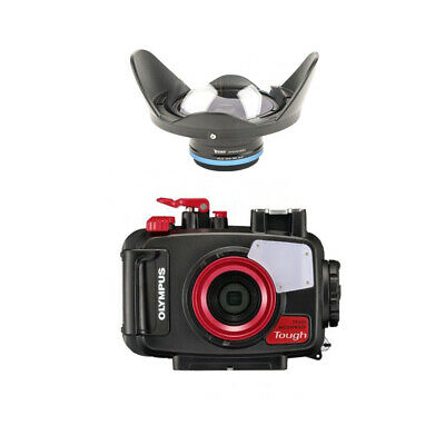 Mozaik - Olympus PT-059 Housing with Wide Angle Lens & Dome