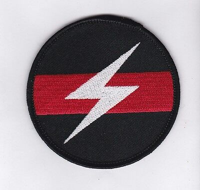 Throbbing Gristle Coil Monte Cazazza Coum Transmissions Psychic TV TG Patch