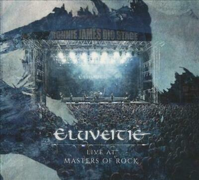 Eluveitie - Live At Masters Of Rock 2019 Used - Very Good Cd