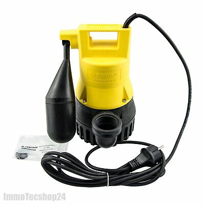 Jung Pumps JP00206 Submersible Pump U 3 KS 0.32 kW, 3 m Cable auto trigger