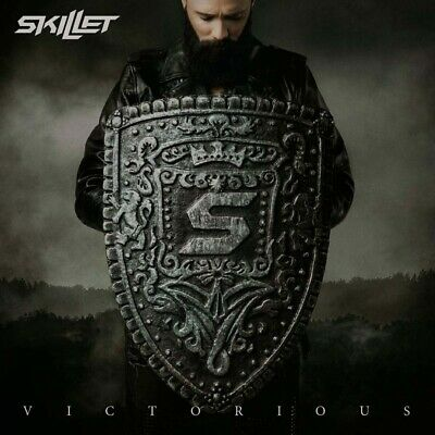 Skillet - Victorious CD New 2019 (uk)