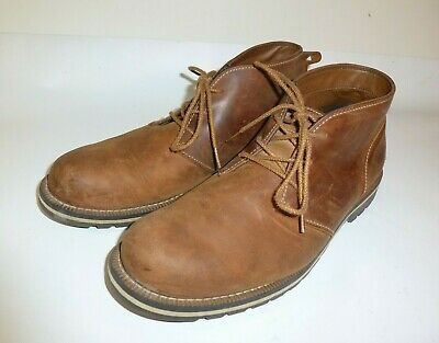 TIMBERLAND A12HY MEN'S Grantly Chukka Boot Dark Brown Oiled