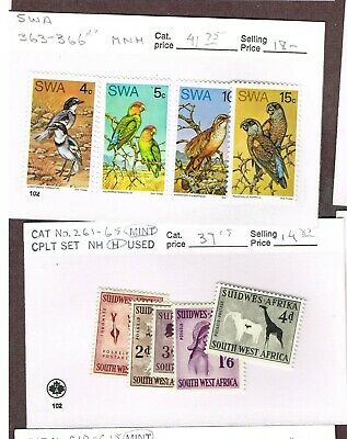 South West Africa Vf Mlh    (Enuj2,2