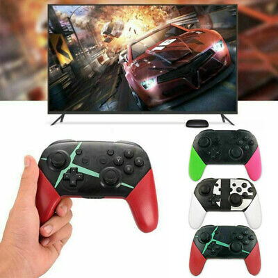 Wireless Bluetooth Pro Controller Gamepad Charging Cable for Nintendo Switch!