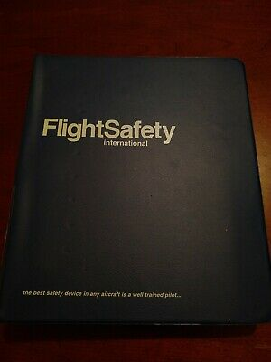GULFSTREAM G-II /IIB 1996 Flight Safety International Training Manual