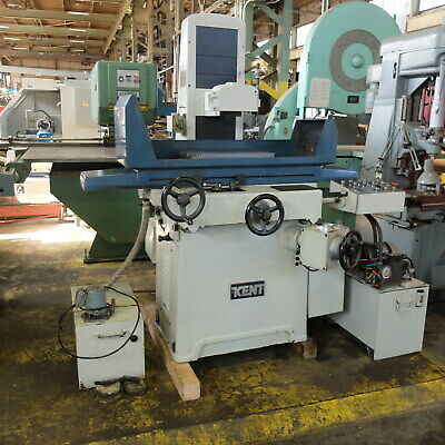 8″ x 18″ KENT 3  AXIS AUTOMATIC SURFACE GRINDER, Model KGS – 250 AHD