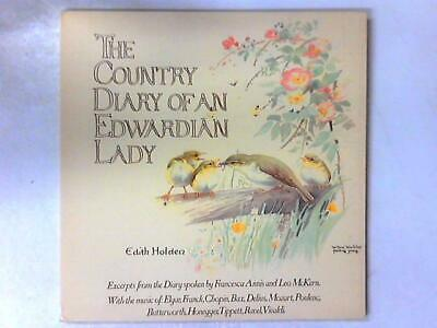 The Country Diary Of An Edwardian Lady (Edith Holden - 1979) WW 5077 (ID:15813)