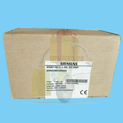 1PC New Siemens 6DR5010-0EG00-0AA0 6DR5 Valve positioner Free shipping